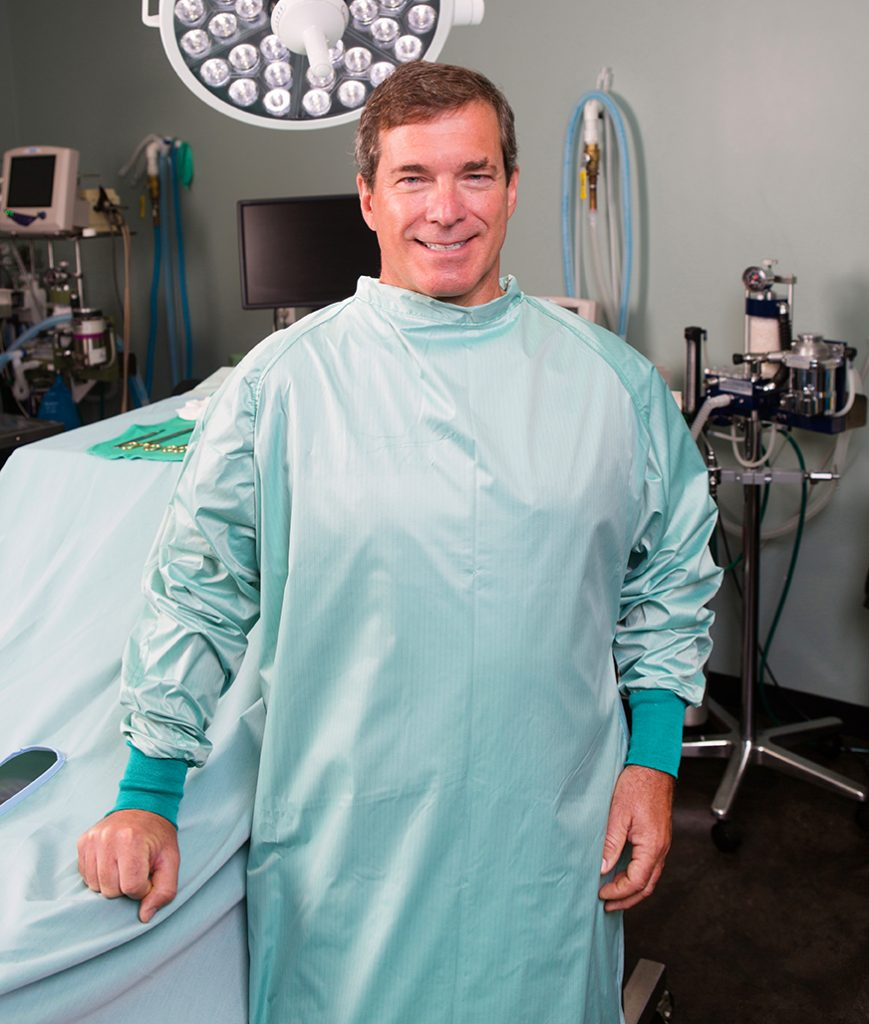 ORGS® G2 BARRIER SURGICAL GOWN - Reusable Medical Fabrics for the OR